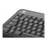 Teclado Conceptronic Ckbesmartid con Smart Card Black