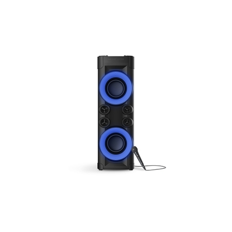 Altavoz Bluetooth Energy Party 6 2.1 240W Black + Microfono