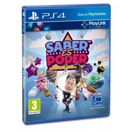 Juego PS4 Saber ES Poder
