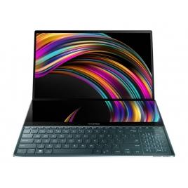"Portatil Asus Zenbook PRO DUO UX581GV-H2037R CI9 9980HK 32GB 1TB SSD RTX2060 6GB 15.6"" UHD W10P Blue"