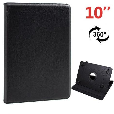 "Funda Tablet Cool Universal Rotate 360 10"" Black"