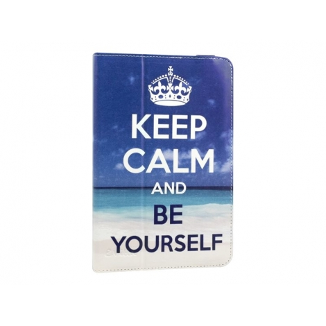 Funda Tablet E-VITTA 7'' Stand 2P Keep Calm