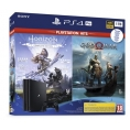 Consola Sony PS4 PRO 1TB + GOD OF WAR + Horizon: Zero Dawn Complete