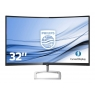 "Monitor Philips 31.5"" FHD 328E9qjab 1920X1080 5ms VGA HDMI DP MM Black/Silver"