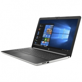 "Portatil HP 15-DA0261NS CI3 7020U 8GB 256GB SSD 15.6"" HD W10 Silver"