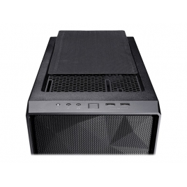 Caja Mediatorre ATX Fractal Design Meshify C Blackout Ventana Cristal