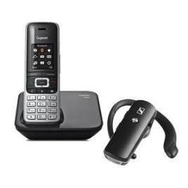 Telefono Inalambrico Siemens Gigaset S850 Bluetooth + Auricular