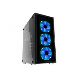Caja Mediatorre ATX Mars Gaming MC7 USB 3.0 Black