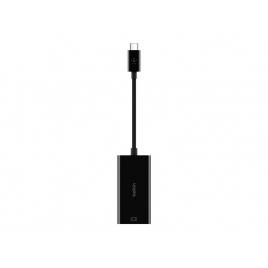 Adaptador Belkin USB-C Macho / HDMI Hembra Black