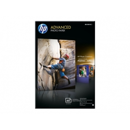 Papel HP Glossy Photo 10X15CM Satinado 60H