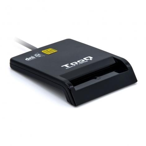 Lector de Tarjetas Chip Dnie Tooq USB Black