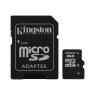 Memoria Micro SD Kingston 8GB + Adaptador