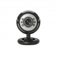 Webcam Bigben Defender C-110 0.3MP Black / Grey