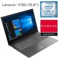 "Portatil Lenovo V130-15IKB CI3 8130U 8GB 512GB SSD Radeon 530 2GB 15.6"" FHD W10 Grey"