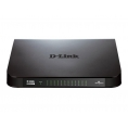 Switch D-LINK GO-SW-24G 10/100/1000 24 Puertos Desktop