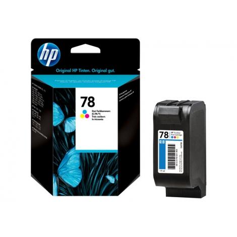 Cartucho HP 78 Color 920/940/950/960/970/980/1220/3816/3820/6122/6127