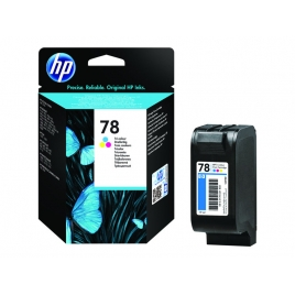Cartucho HP 78 Color 920/940/950/960/970/980/1220/3816/3820/6122/6127