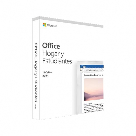 Microsoft Office 2019 Home AND Student PKC