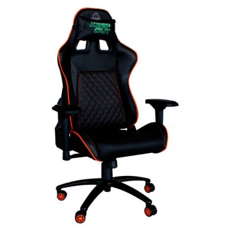 Silla Gaming Keep Out XS700 PRO Black / Orange