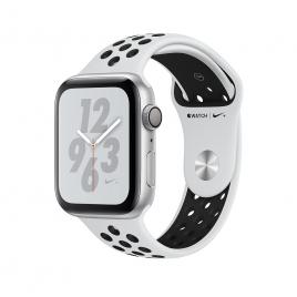 Apple Watch Nike+ Serie 4 GPS 44MM Silver Aluminium + Correa Nike Sport Pure Platinum/Black