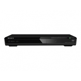 Reproductor DVD Sony DVP-SR170B Sobremesa Black