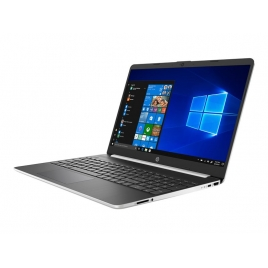 "Portatil HP 15S-FQ1052NS CI7 1065G7 8GB 256GB SSD 15.6"" HD W10 Silver"
