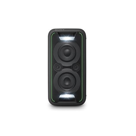 Altavoz Bluetooth NFC Sony Extra Bass Party Chain + LUZ LED Black