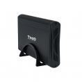"Carcasa Disco Duro 3.5"" Tooq TQE-3526B Sata USB 3.0 Black"