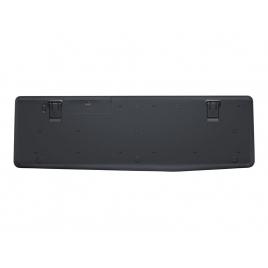 Teclado Logitech Bluetooth K375S MULTI-DEVICE + Soporte