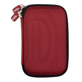 "Funda Disco Duro E-VITTA Hddcover Shock 2.5"" red"