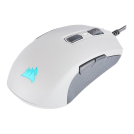 Mouse Corsair Gaming M55 RGB PRO 12400 DPI USB White