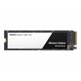 Disco SSD M.2 Nvme 500GB Western Black 2280