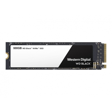 Disco SSD M.2 Nvme 500GB Western Black 2280