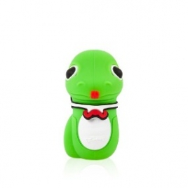 Memoria USB Silver HT 8GB ONE Serpent Green