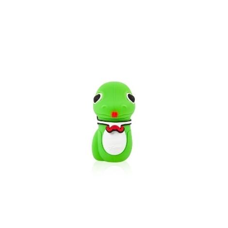 Memoria USB Silver HT 8GB ONE Serpent Green