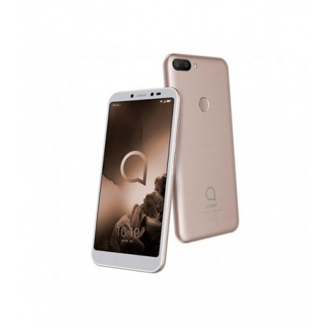 """Smartphone Alcatel 1S 5.5"""" IPS OC 3GB 32GB 4G Android 9 Gold"""