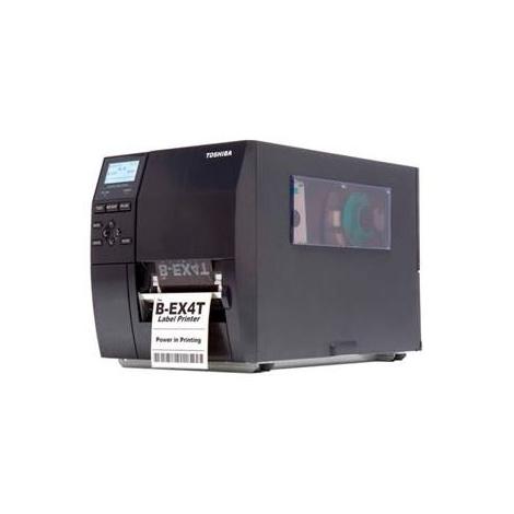 Impresora Etiquetas Toshiba TEC B-EX4T1 USB LAN Black