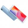 "Smartphone Xiaomi Redmi 6A 5.45"" QC 2GB 16GB 4G Android 8.1 Blue"