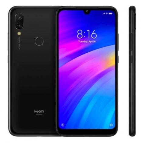 "Smartphone Xiaomi Redmi 7 6.26"" OC 3GB 64GB 4G Android 8.1 Black"