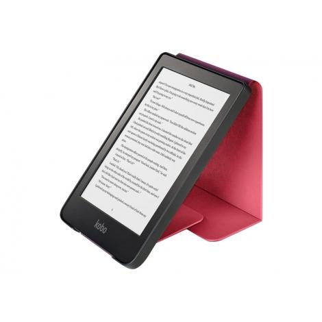 Funda Ebook Kobo Sleepcover red para Clara HD