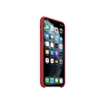 Funda iPhone 11 PRO MAX Apple Silicone Case red