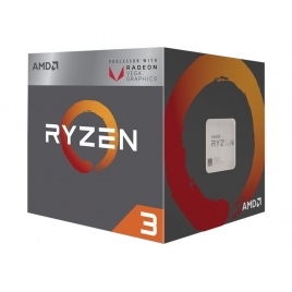 Microprocesador AMD Ryzen 3 3200G 3.6GHZ Socket AM4 4MB Boxed