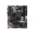 Placa Base Asrock AMD A320M-DVS R4.0 Socket AM4 Matx Grafica DDR4 Sata3 Glan