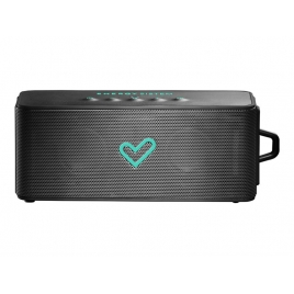 Altavoz Bluetooth Energy Music BOX Aquatic 6W Black