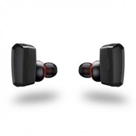 Auricular + MIC Energy Earphones 6 True Wireless Bluetooth Intrauditivo Black/Red