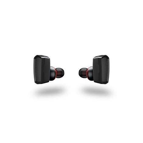 Auricular + MIC Energy Earphones 6 True Wireless Bluetooth Intrauditivo Black/Red