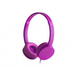 Auricular + MIC Energy Headphones Colors Grape