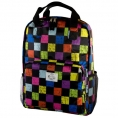 "Mochila Portatil E-VITTA 16"" Style Backpack Squares"