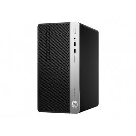Ordenador HP Prodesk 400 G6 MT CI3 9100 8GB 256GB SSD Dvdrw W10P