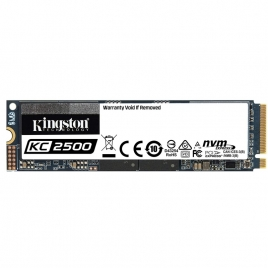 Disco SSD M.2 Nvme 500GB Kingston KC2500 2280